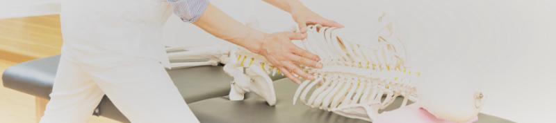 肋椎関節のAKA治療